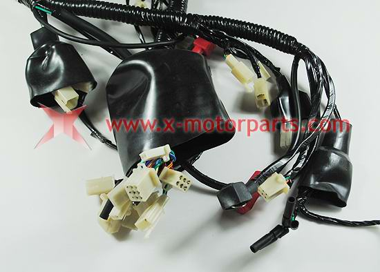 2011919133530380 wire harness fit for shineray 250 stxe,atv parts,dirt bike parts  at mifinder.co