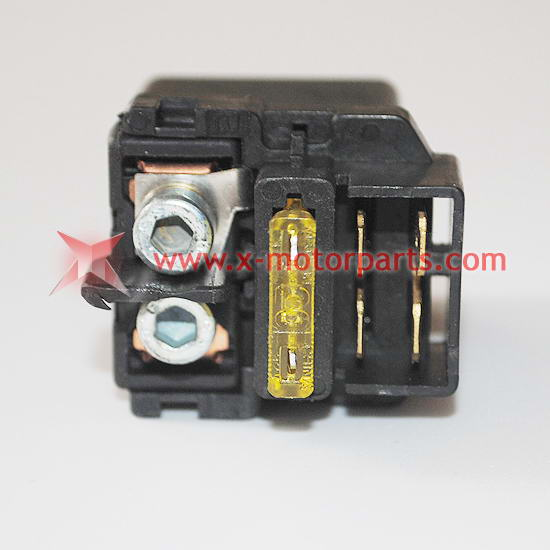 Solenoid Starter Relay For Kawasaki Zx 750 Zx 7r Atv Parts