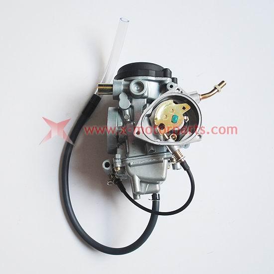 Throttle Cable And Lever  Yamaha Kodiak