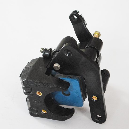 Rear brake callpier for ATV