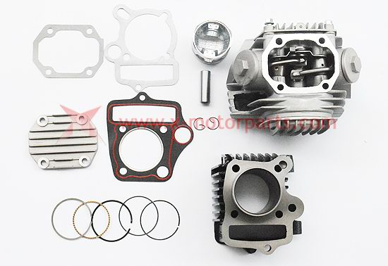 HONDA XR50 CRF50 CYLINDER HEAD ASSEMBLY