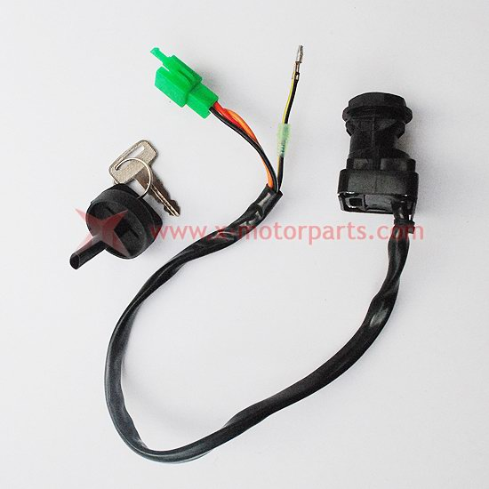 ignition key switch fits suzuki lt160 runner 160