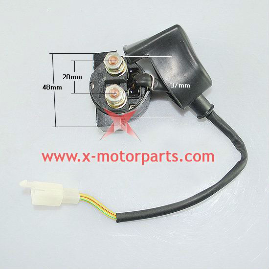 STARTER SOLENOID RELAY CHINESE 110cc 150cc